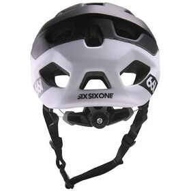SixSixOne EVO AM Patrol Helm black/white